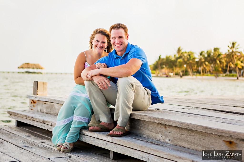 Wayne & Jan- Belize Honeymoon Photo Shoot - Victoria House (10)