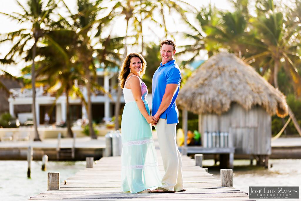 Wayne & Jan- Belize Honeymoon Photo Shoot - Victoria House (6)