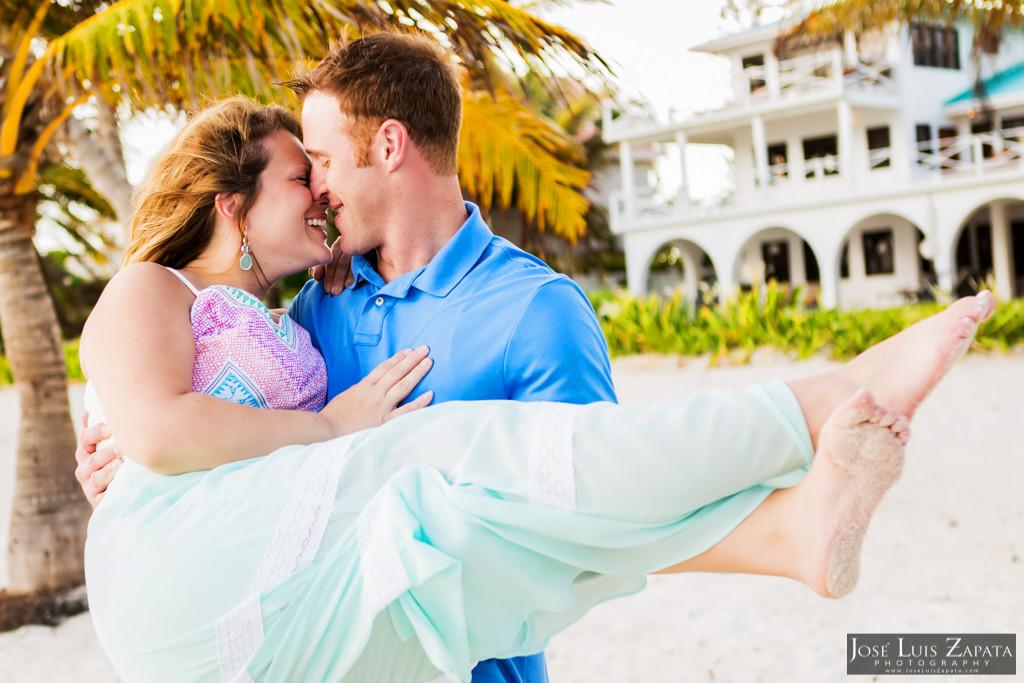 Wayne & Jan- Belize Honeymoon Photo Shoot - Victoria House (3)