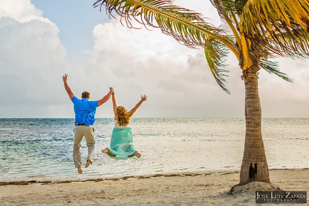 Wayne & Jan- Belize Honeymoon Photo Shoot - Victoria House (2)