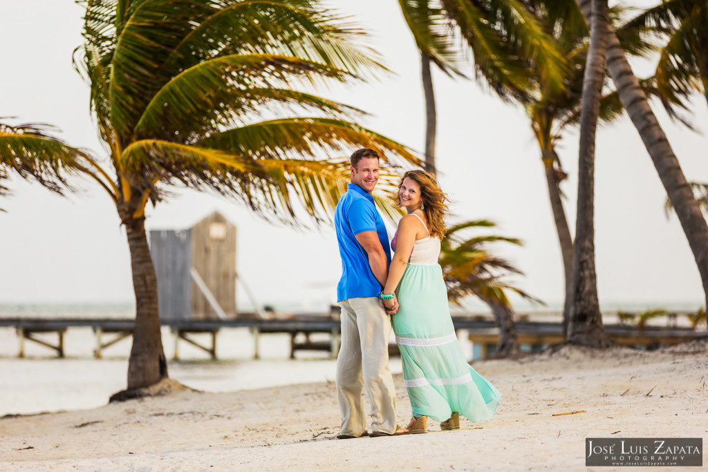 Wayne & Jan- Belize Honeymoon Photo Shoot - Victoria House (19)