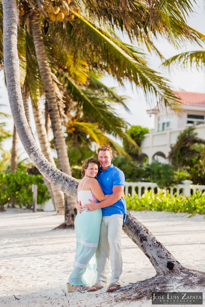 Wayne & Jan- Belize Honeymoon Photo Shoot - Victoria House (17)