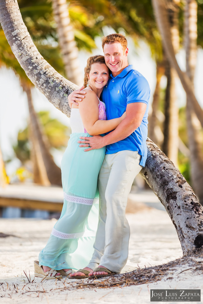 Wayne & Jan- Belize Honeymoon Photo Shoot - Victoria House (16)