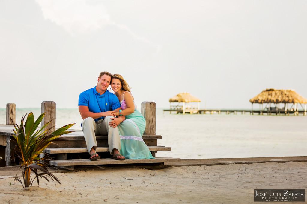 Wayne & Jan- Belize Honeymoon Photo Shoot - Victoria House (13)