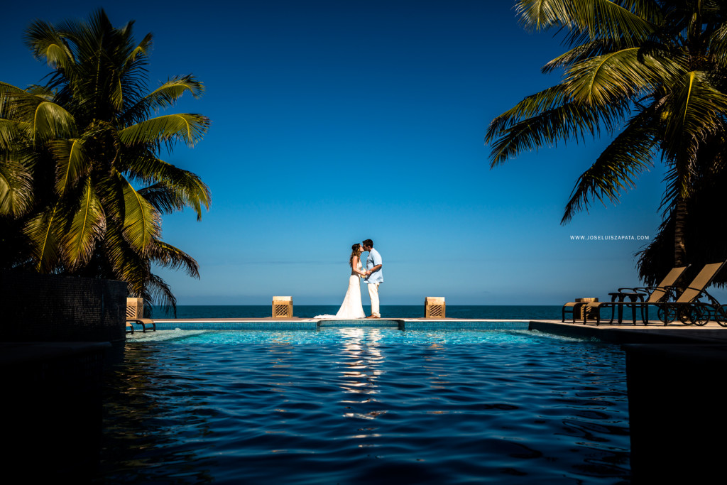 Hopkins Wedding Photographer - Aaron & Rachel - Belize Wedding