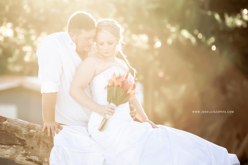 San Pedro Wedding Photographer - Aasher & Lauren - Belize Wedding