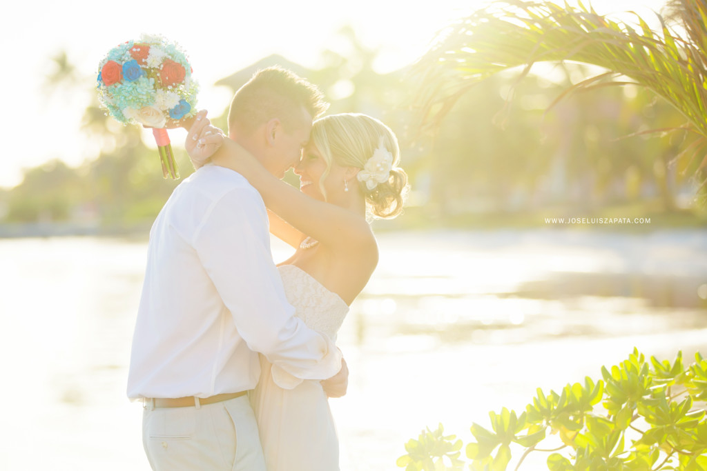 Belize Wedding - Coco Beach Resort - Kaylee & Blake