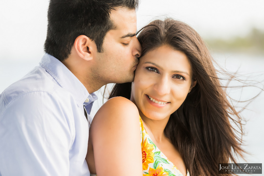 San Pedro Town, Ambergris Caye Engagement Photographer, Belize