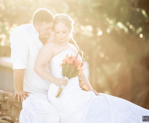 Belizean Shores Intimate Belize Wedding
