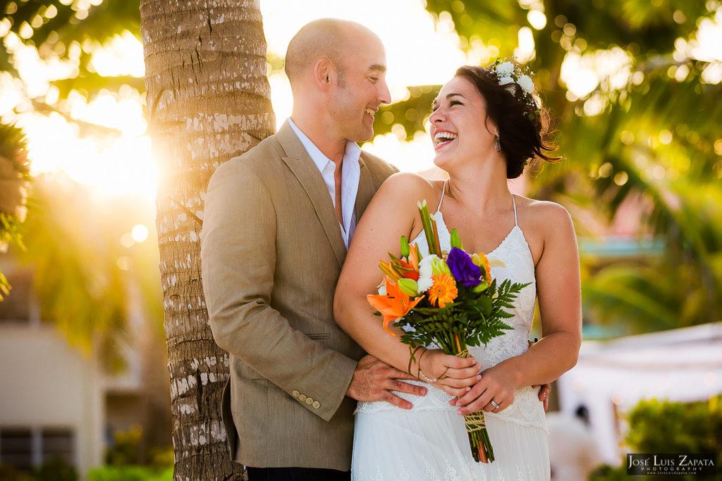 San Pedro Belize Wedding Photography