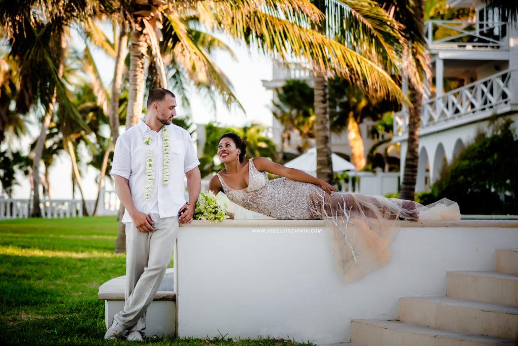 Destination Wedding San Pedro Belize