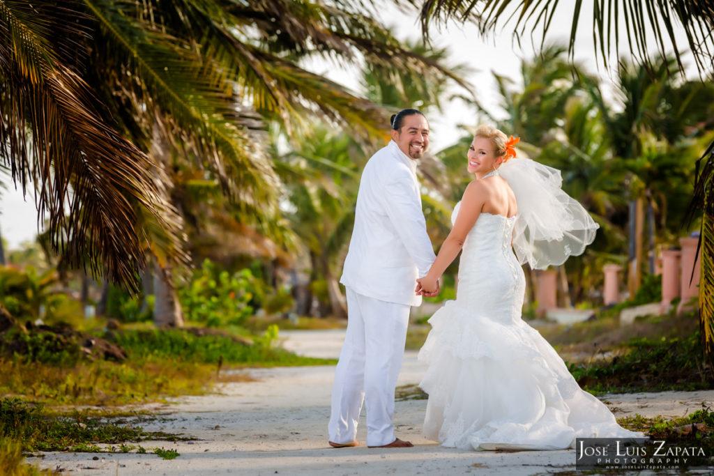Coco Beach Belize Wedding - San Pedro Photographer Belize