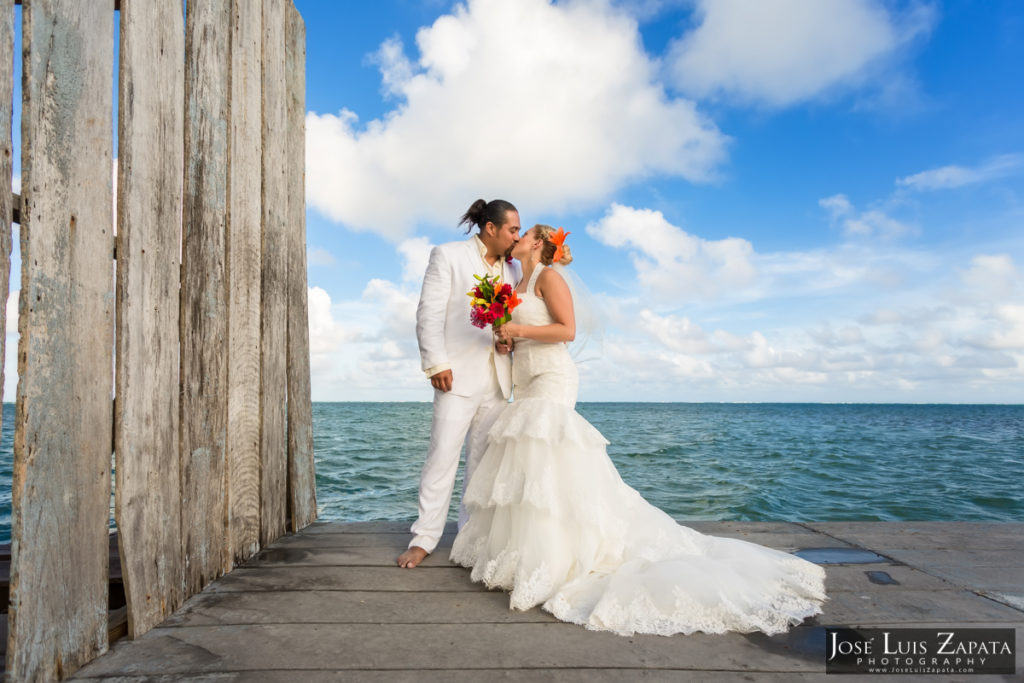 Coco Beach Belize Wedding - San Pedro Photographer Belize