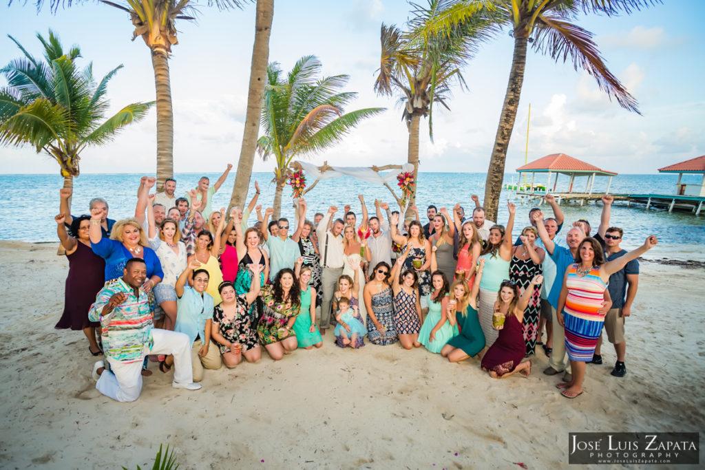 Belizean Shores Wedding - Island Wedding Photographer (57)