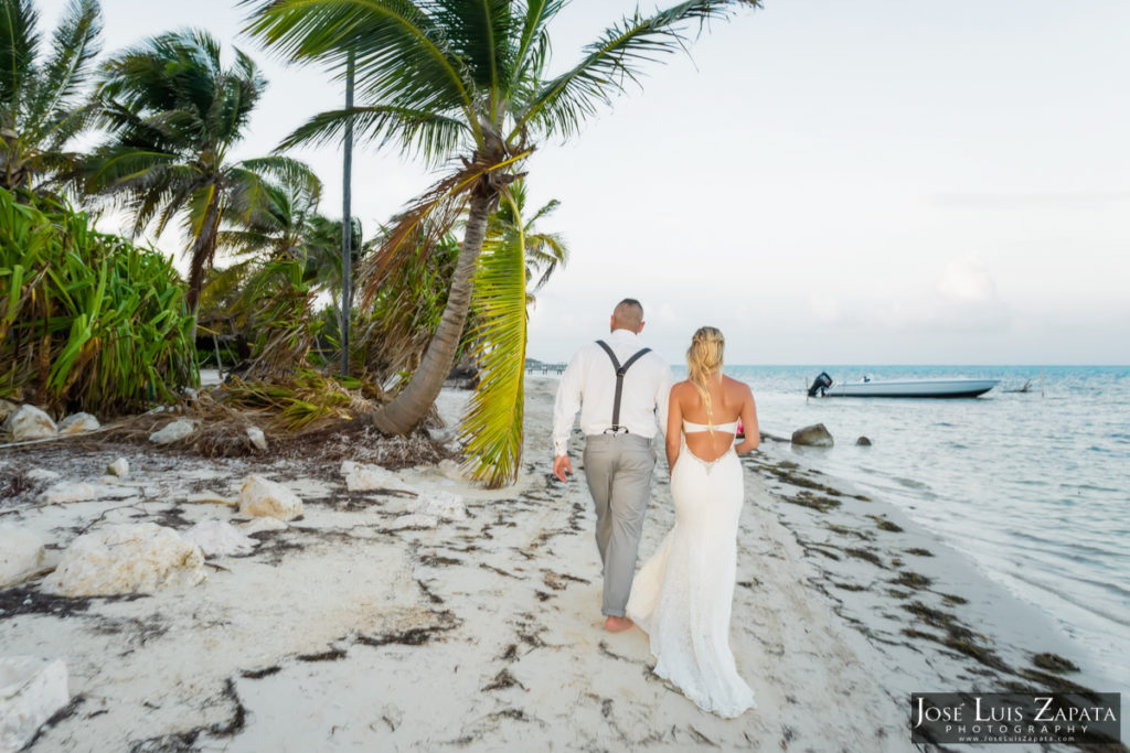 Belizean Shores - Island Wedding Photographer - Belize Wedding