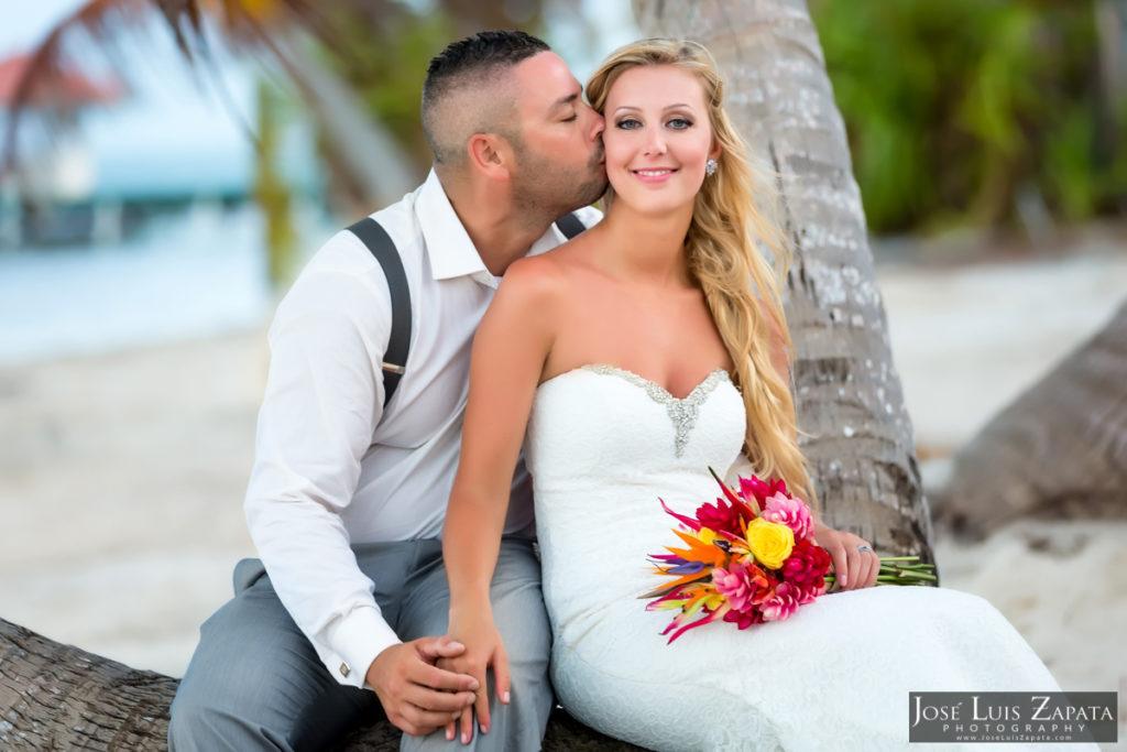 Belizean Shores - Island Wedding Photographer - Belize Wedding