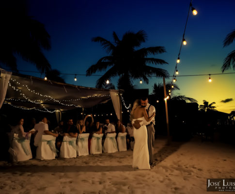 Belizean Shores Wedding