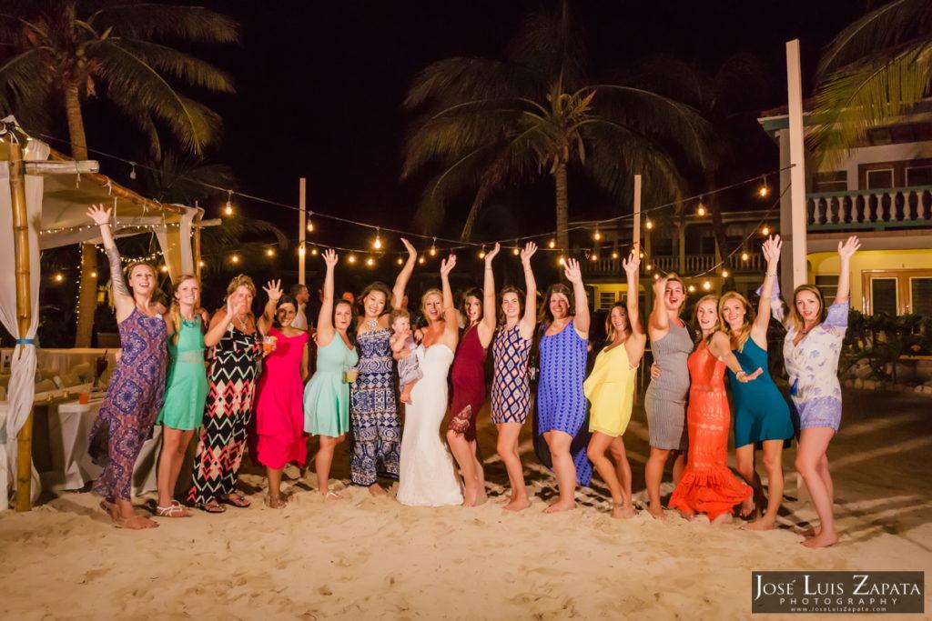 Belizean Shores Wedding - Island Wedding Photographer (25)