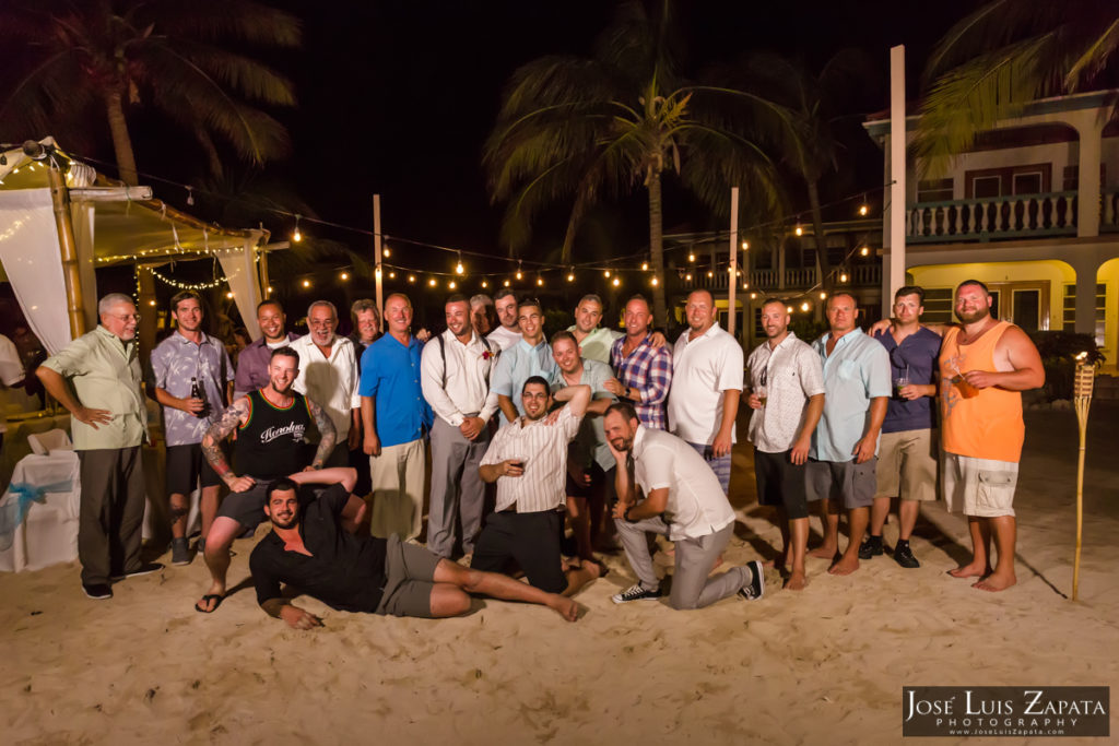 Belizean Shores Wedding - Island Wedding Photographer (24)