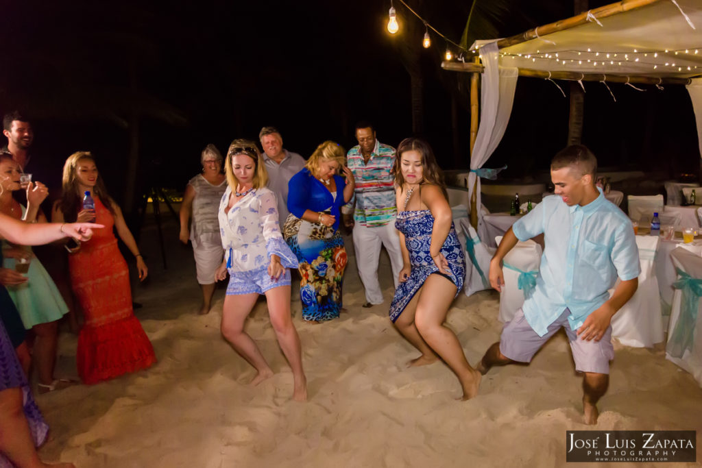 Belizean Shores Wedding - Island Wedding Photographer (16)