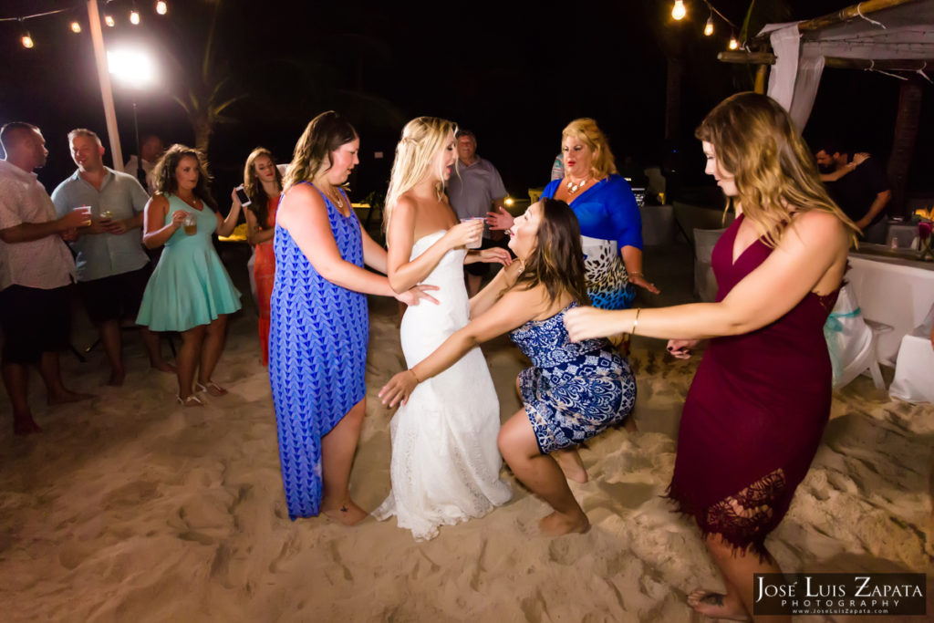 Belizean Shores Wedding - Island Wedding Photographer (15)