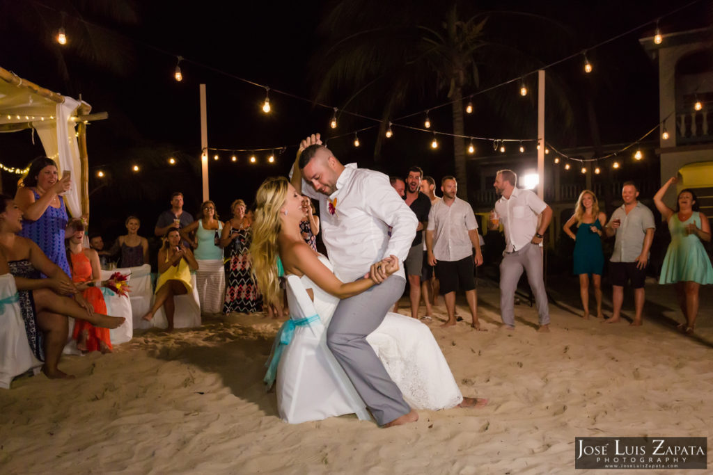 Belizean Shores Wedding - Island Wedding Photographer (9)