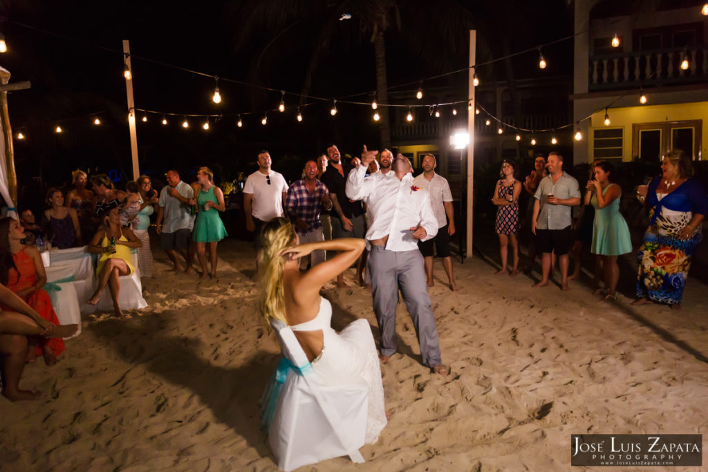 Belizean Shores Wedding - Island Wedding Photographer (5)