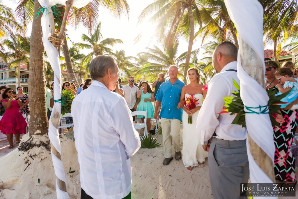 Belizean Shores Wedding - Island Wedding Photographer (71)