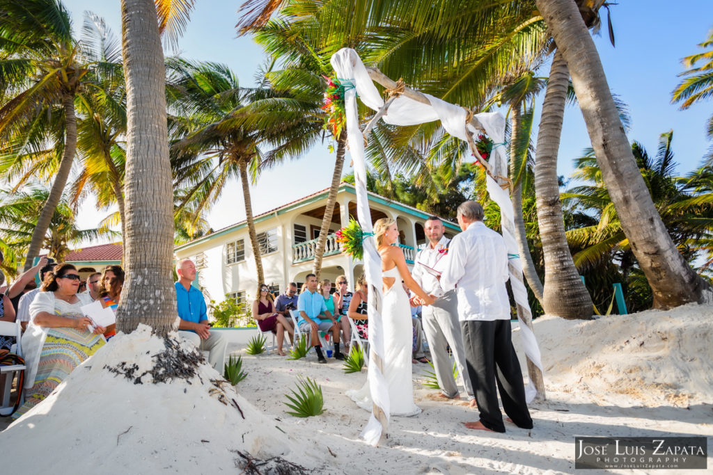 Belizean Shores Wedding - Island Wedding Photographer (69)
