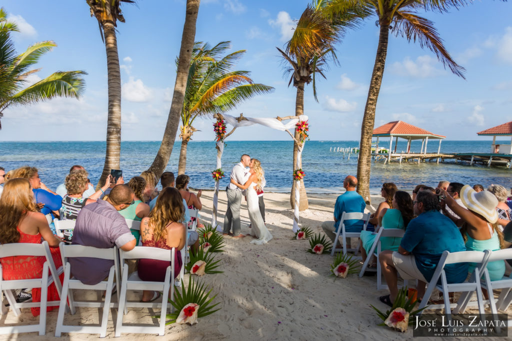 Belizean Shores Wedding - Island Wedding Photographer (66)
