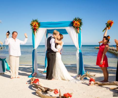 Leap Year Wedding | Belize Wedding