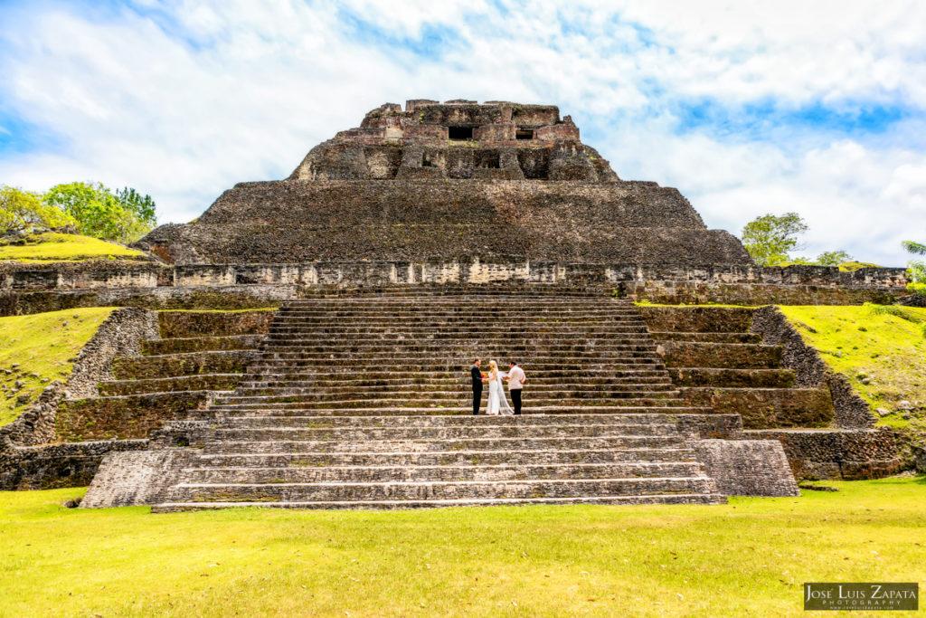 Derek & Megan - San Ignacio Resort Maya Ruin Wedding - Belize Photographer (33)