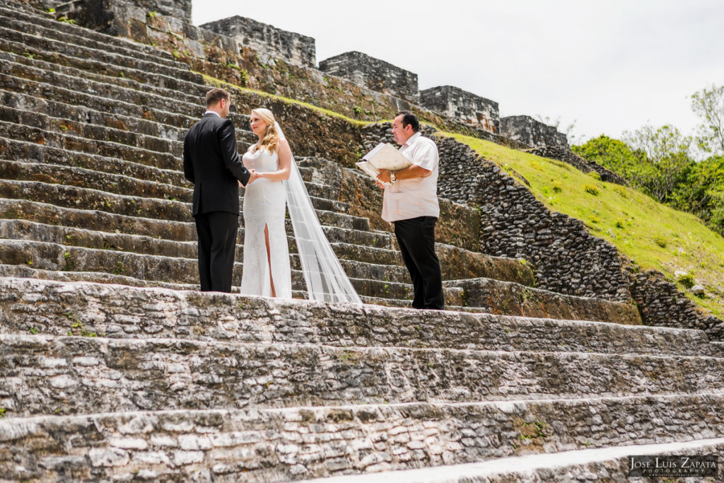 Derek & Megan - San Ignacio Resort & Maya Ruin Wedding - Belize Photographer (32)