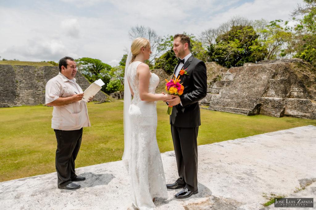 Derek & Megan - San Ignacio Resort & Maya Ruin Wedding - Belize Photographer (31)