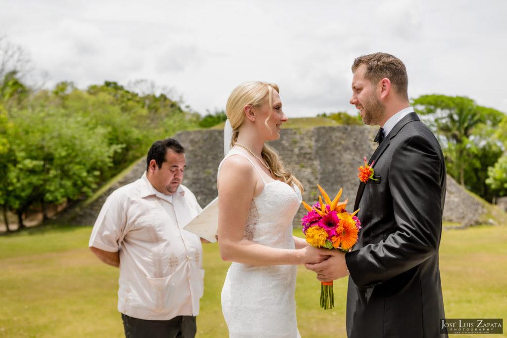 Derek & Megan - San Ignacio Resort & Maya Ruin Wedding - Belize Photographer (30)