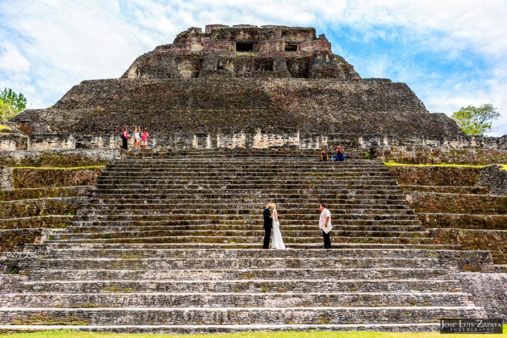Derek & Megan - San Ignacio Resort & Maya Ruin Wedding - Belize Photographer (26)
