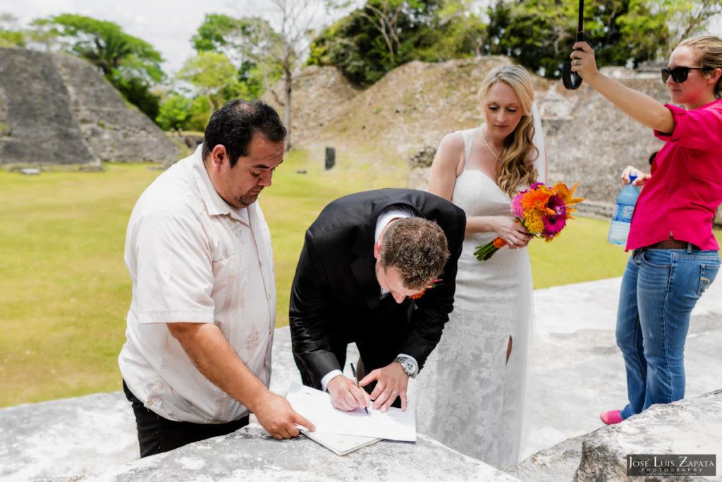 Derek & Megan - San Ignacio Resort & Maya Ruin Wedding - Belize Photographer (24)