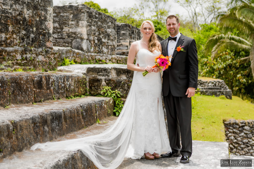 Derek & Megan - San Ignacio Resort & Maya Ruin Wedding - Belize Photographer (23)