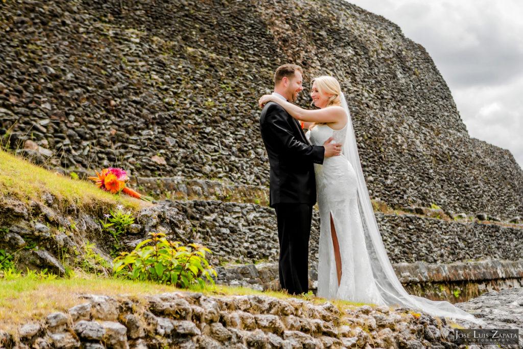 Derek & Megan - San Ignacio Resort & Maya Ruin Wedding - Belize Photographer (21)