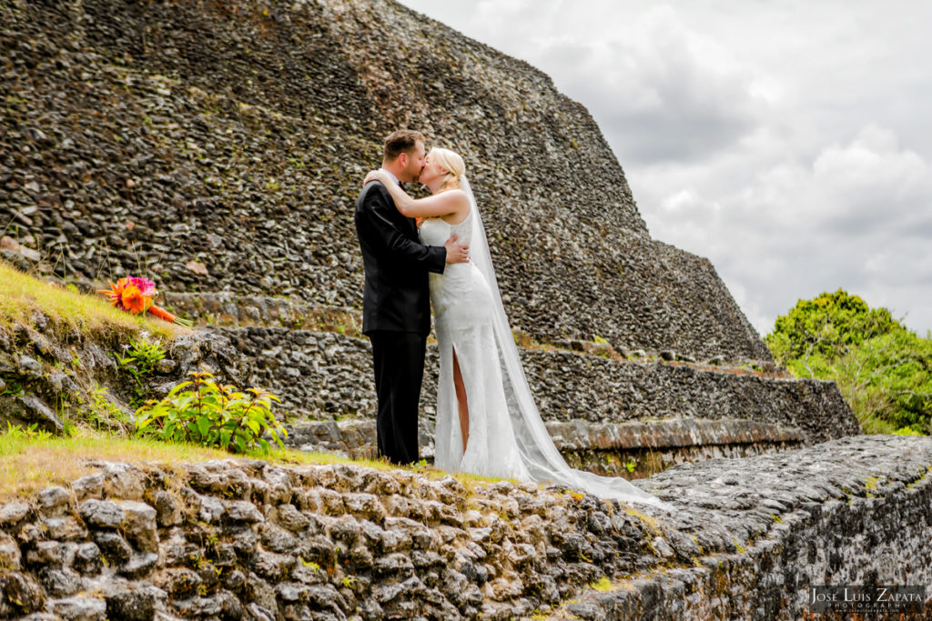Derek & Megan - San Ignacio Resort & Maya Ruin Wedding - Belize Photographer (20)