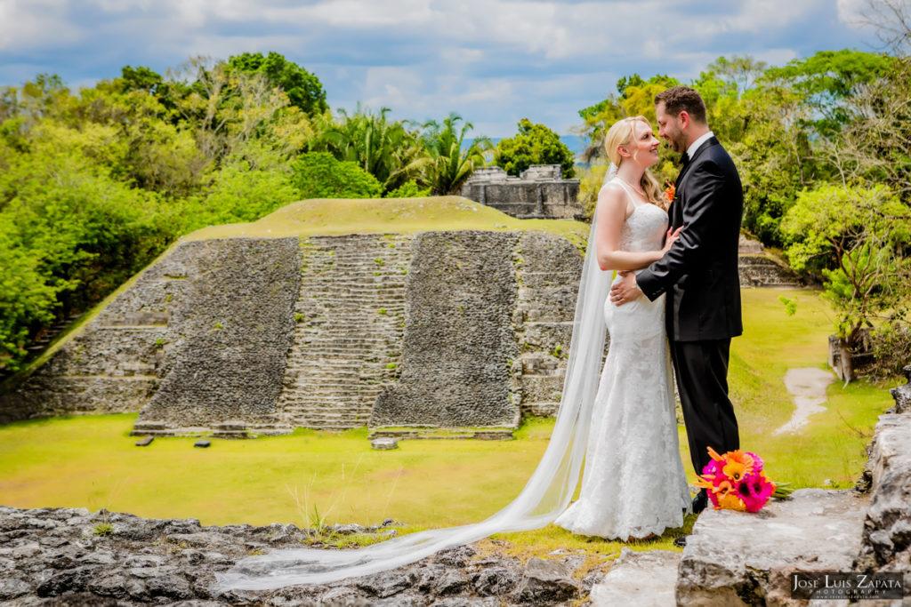 Derek & Megan - San Ignacio Resort Maya Ruin Wedding - Belize Photographer (18)