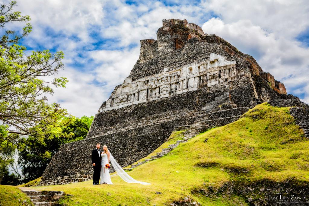 Derek & Megan - San Ignacio Resort & Maya Ruin Wedding - Belize Photographer (17)