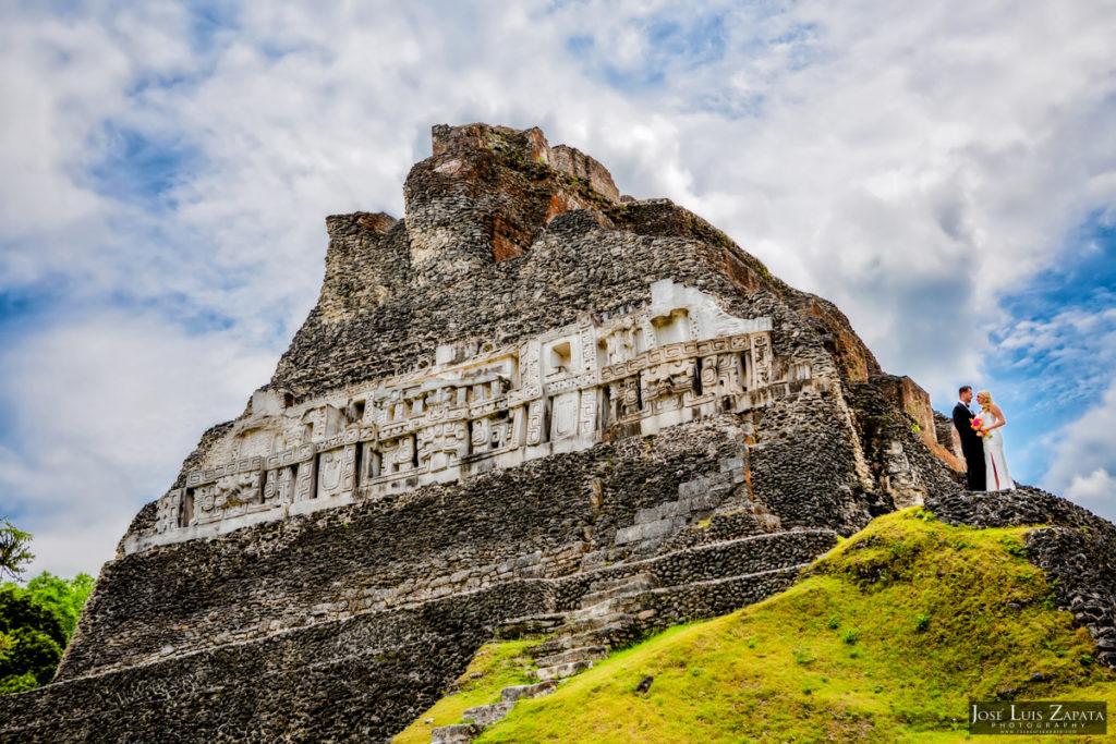Derek & Megan - San Ignacio Resort & Maya Ruin Wedding - Belize Photographer (16)