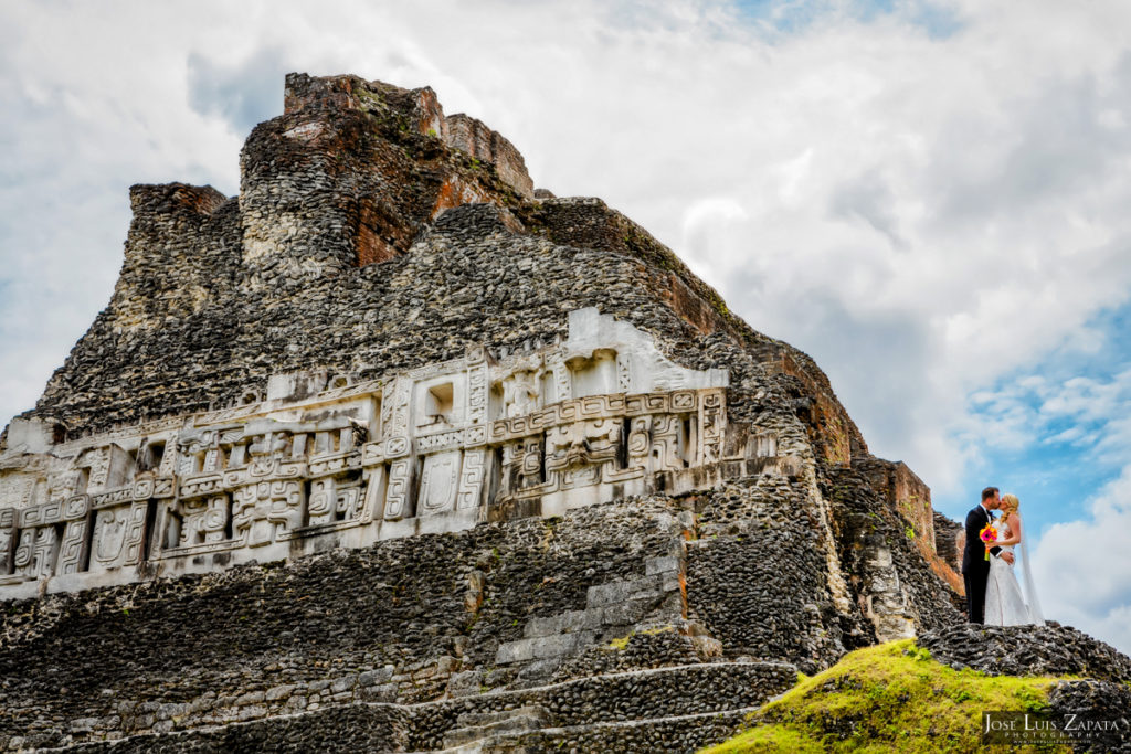 Derek & Megan - San Ignacio Resort & Maya Ruin Wedding - Belize Photographer (15)