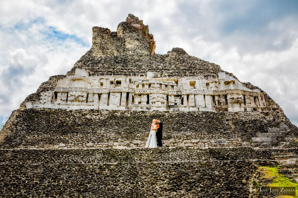 Derek & Megan - San Ignacio Resort & Maya Ruin Wedding - Belize Photographer (14)
