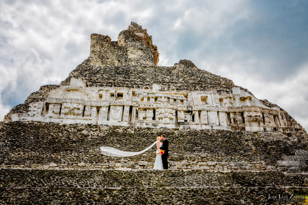 Derek & Megan - San Ignacio Resort & Maya Ruin Wedding - Belize Photographer (13)