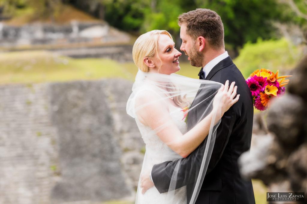 Derek & Megan - San Ignacio Resort & Maya Ruin Wedding - Belize Photographer (12)