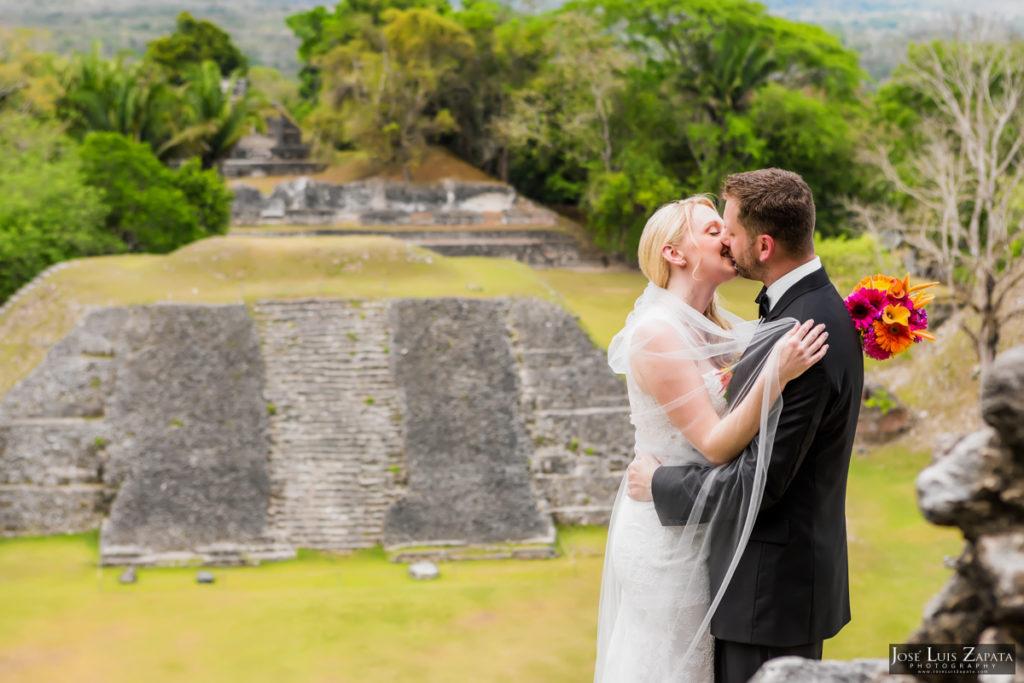 Derek & Megan - San Ignacio Resort & Maya Ruin Wedding - Belize Photographer (11)