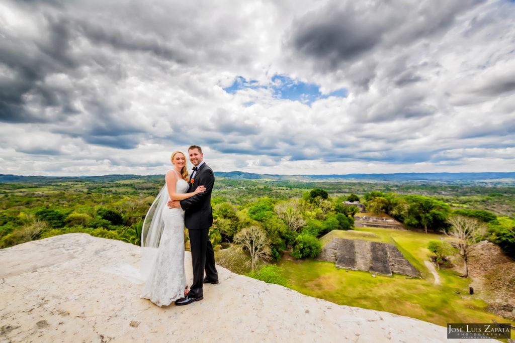 Derek & Megan - San Ignacio Resort & Maya Ruin Wedding - Belize Photographer (8)