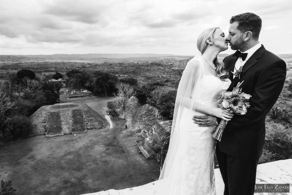 Derek & Megan - San Ignacio Resort & Maya Ruin Wedding - Belize Photographer (7)